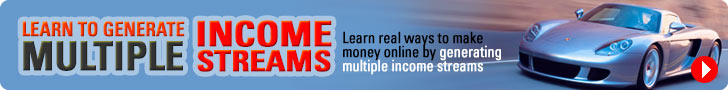 Online Money Streams for your Home Business